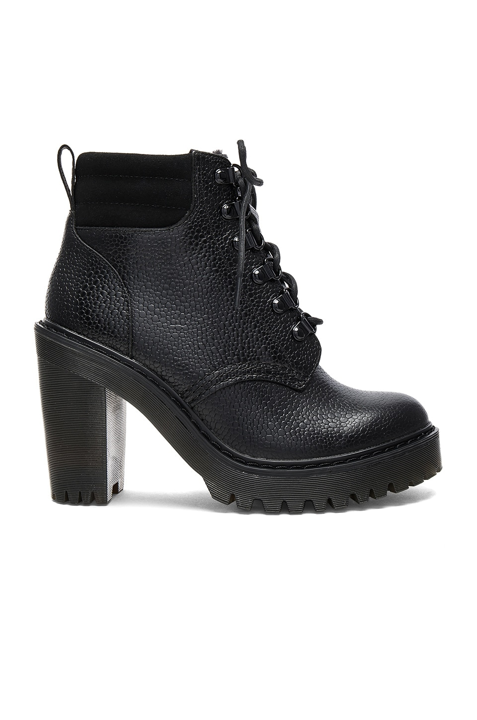 Persephone FL 6 Eye Boots by Dr. Martens