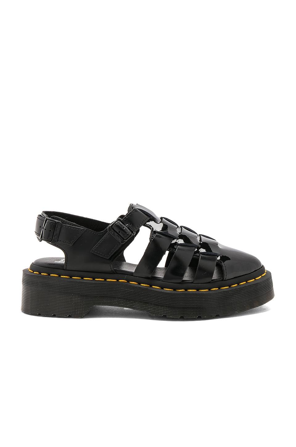 Oriana Pointed Fisherman Sandal by Dr. Martens