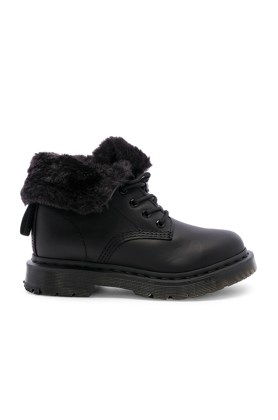 Dr. Martens 1460 Kolbert Snowplow Boot in Black