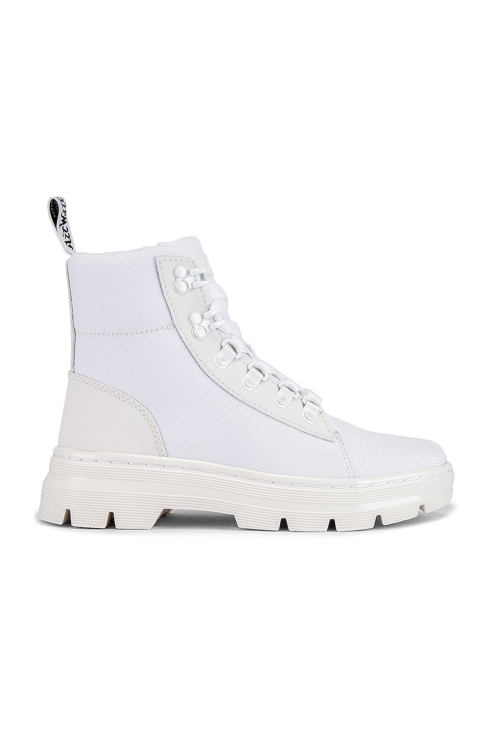 Dr. Martens Combs W Boot in White