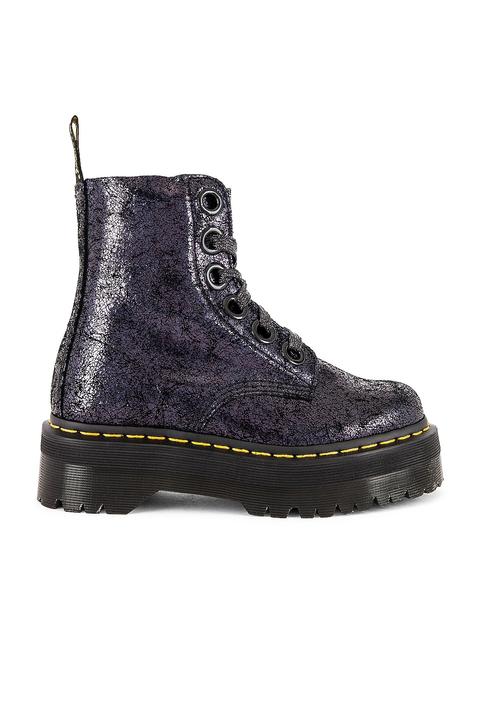 Dr. Martens Molly Boot in Black
