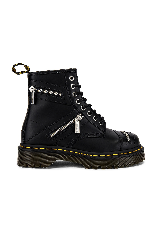 Dr. Martens 1460 Bex Zip Smooth Boot in