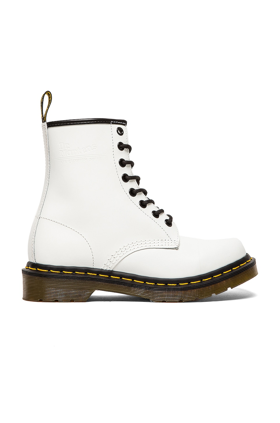 Dr. Martens 1460 8 Eye Boot in White