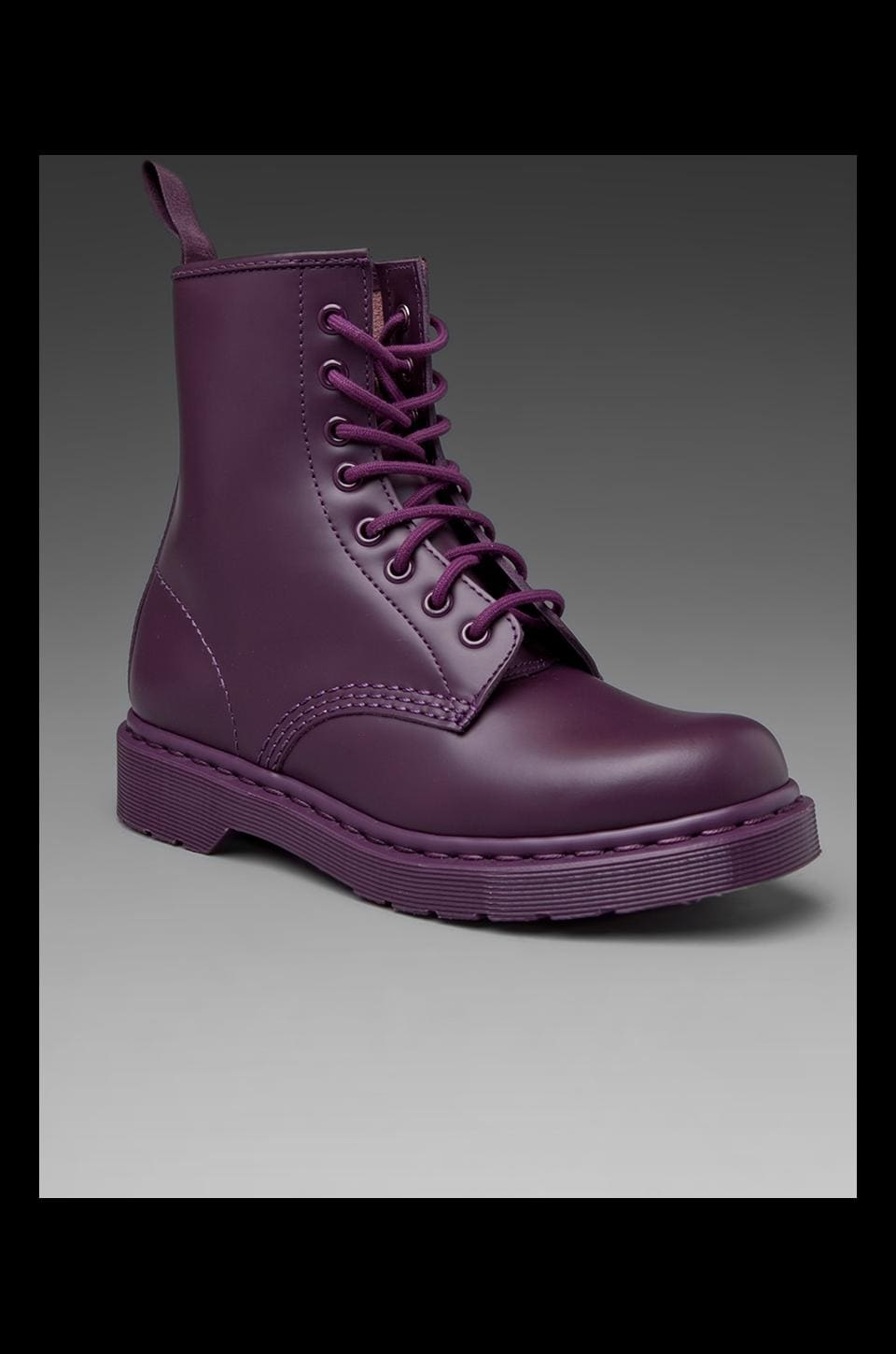 Dr. Martens 1460 8-Tie Boot in Purple
