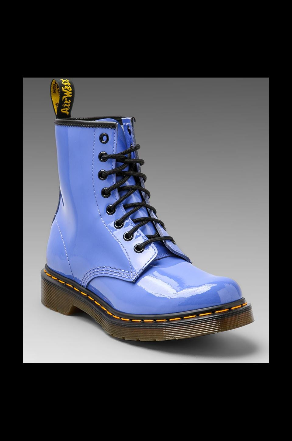 Dr. Martens 8-Eye Boot in Dusty Blue