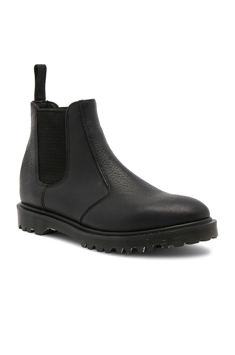 Dr. Martens 2976 Chelsea Leather Boots in Black