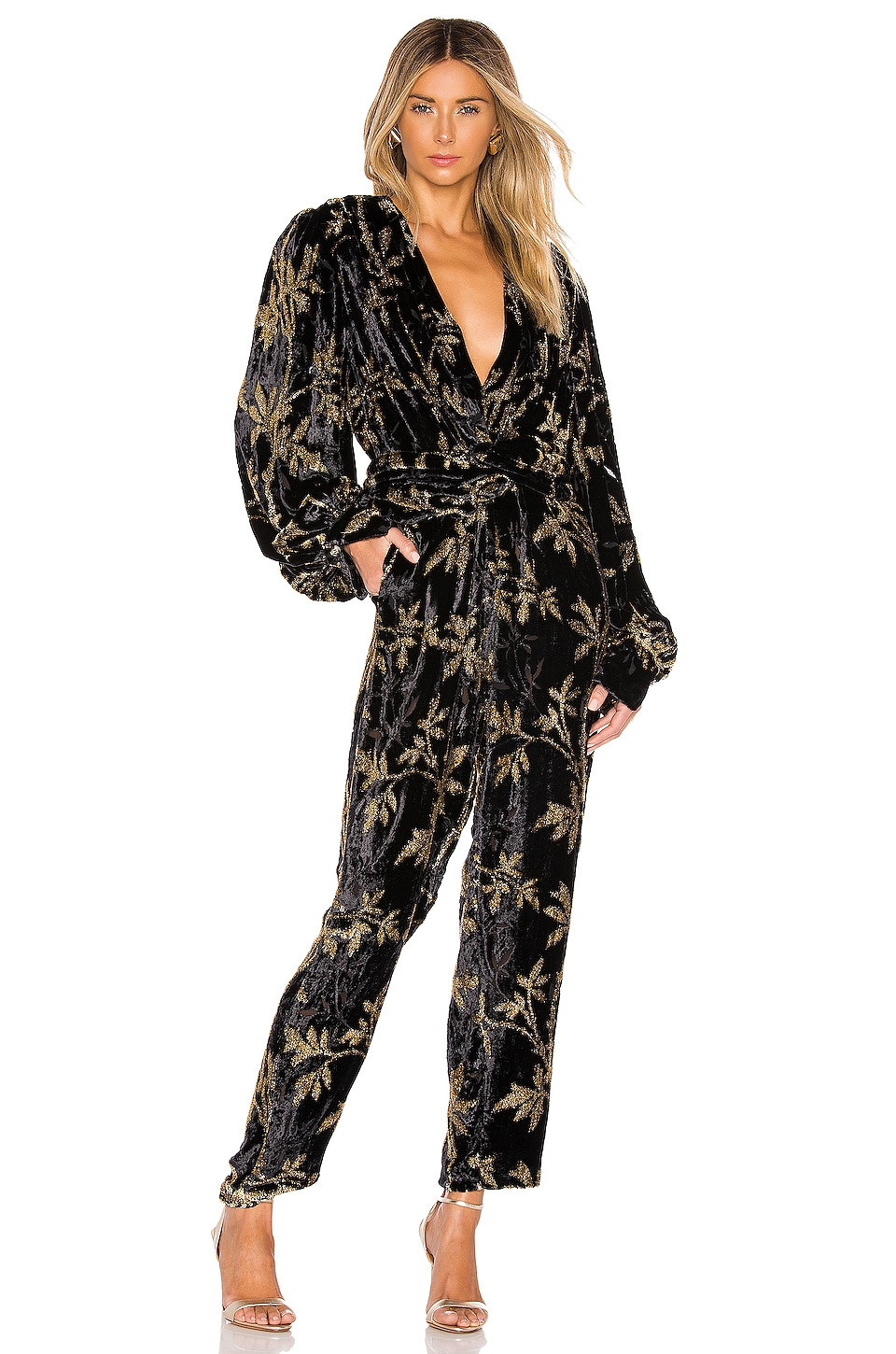 Dodo Bar Or Anatalya Jumpsuit in Black