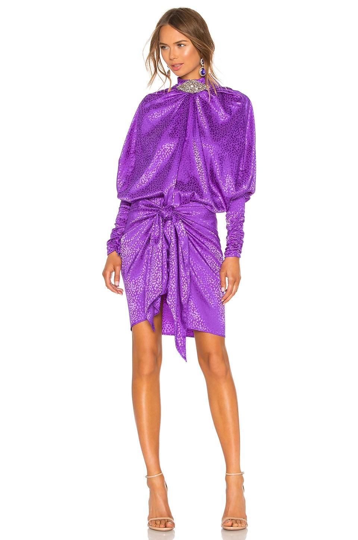 Dodo Bar Or Ida Dress.Dodo Bar Or Ida Dress In Purple Leopard Revolve