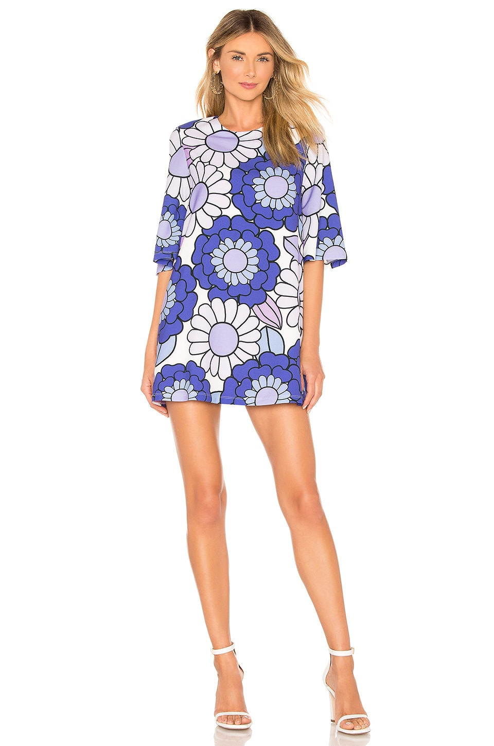 Dodo Bar Or Zosha Dress in Lulu Purple