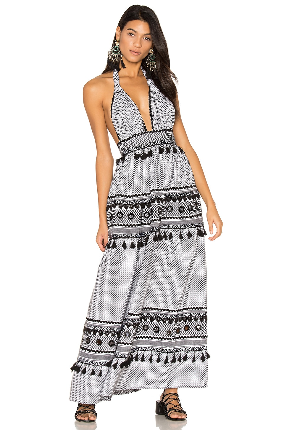 David Maxi Dress by Dodo Bar Or