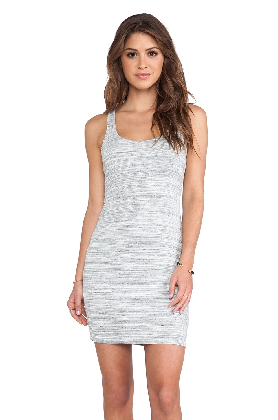 dolan Racerback Tank Dress in Marble