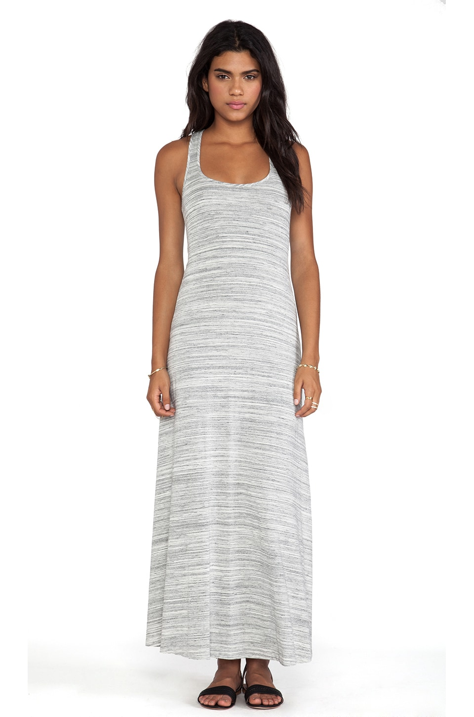 dolan Tank Maxi Dress in Marble