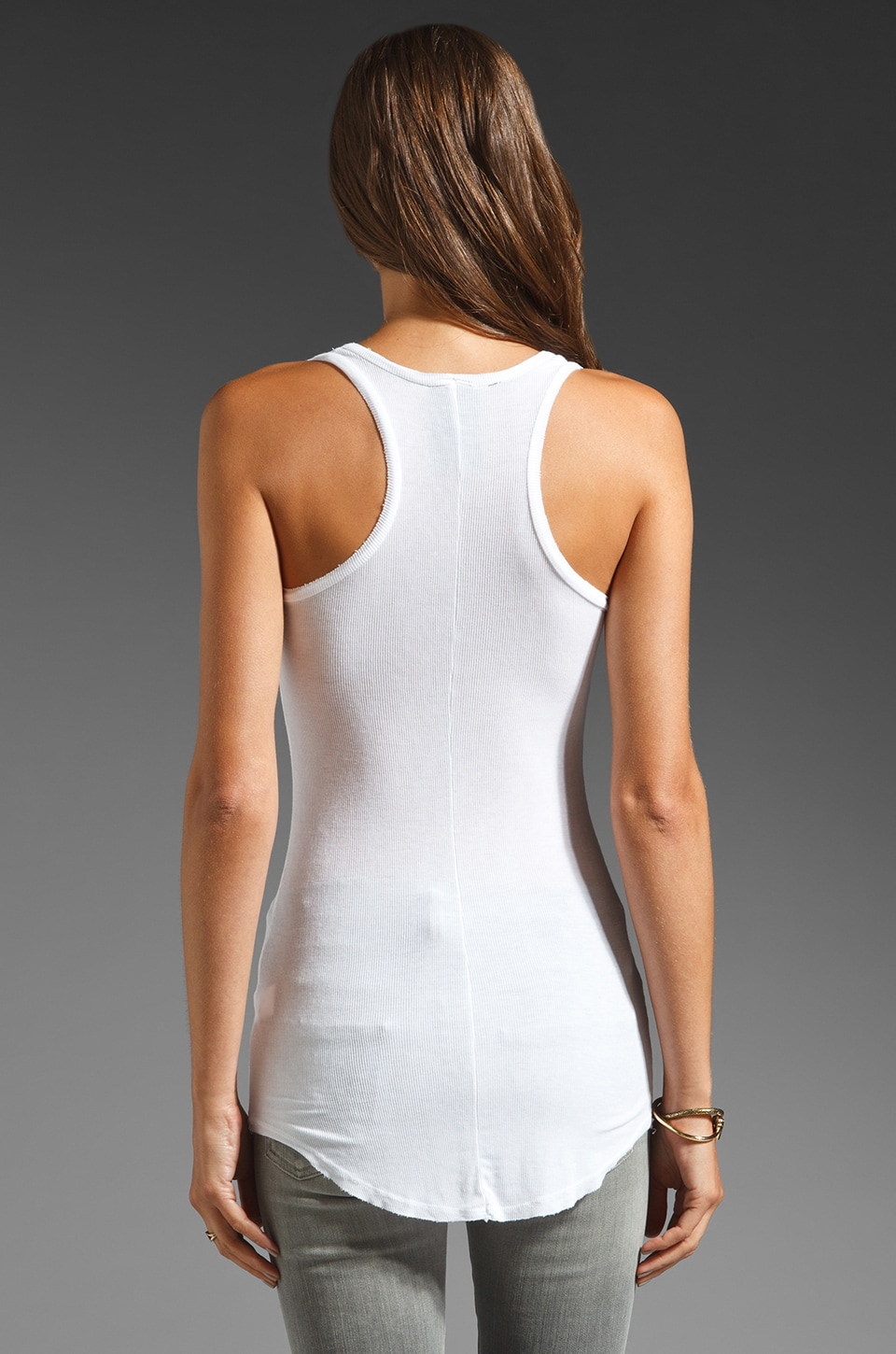 dolan Basic Tank in White