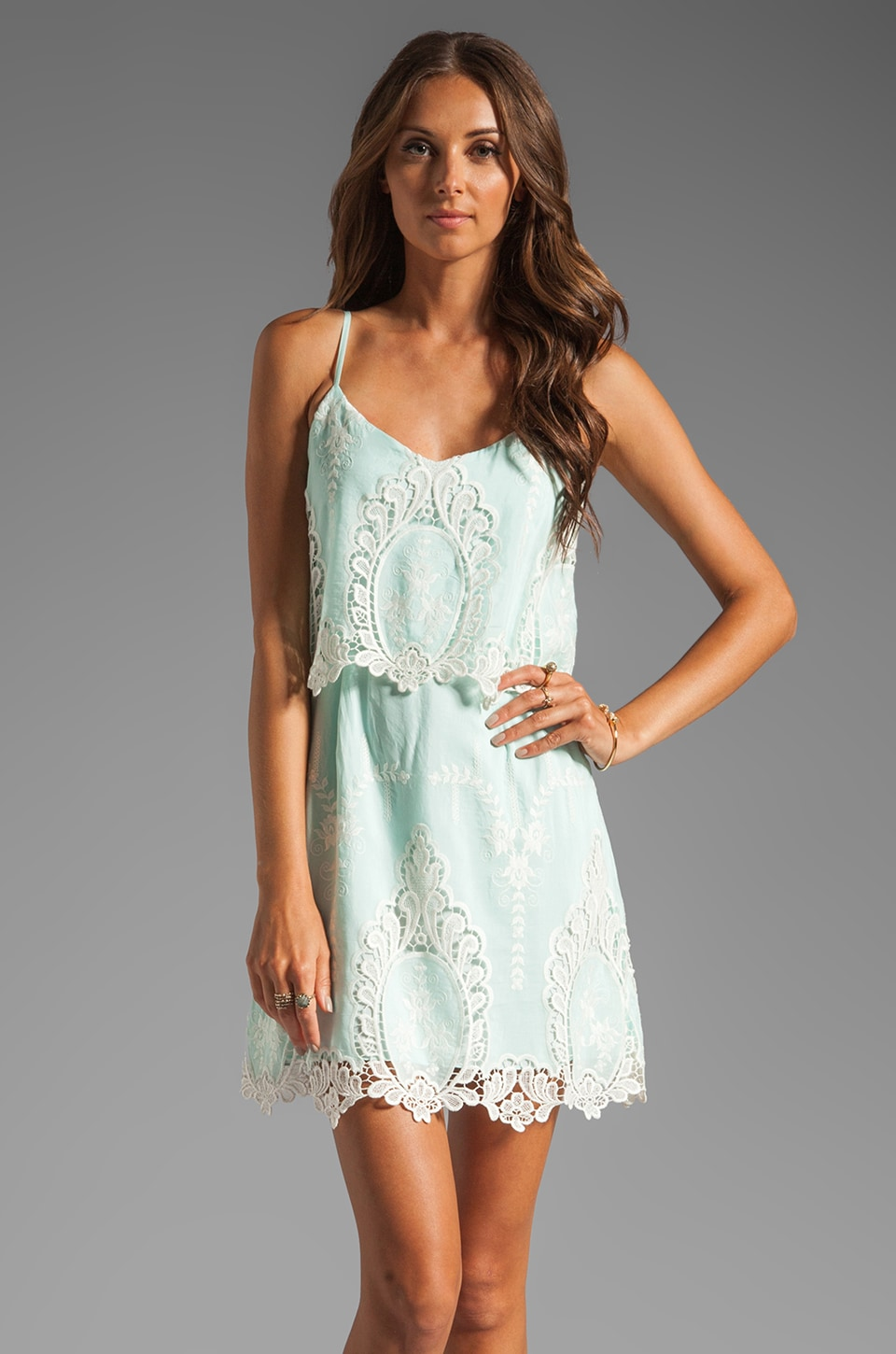 Dolce Vita Jeralyn Dress in Mint