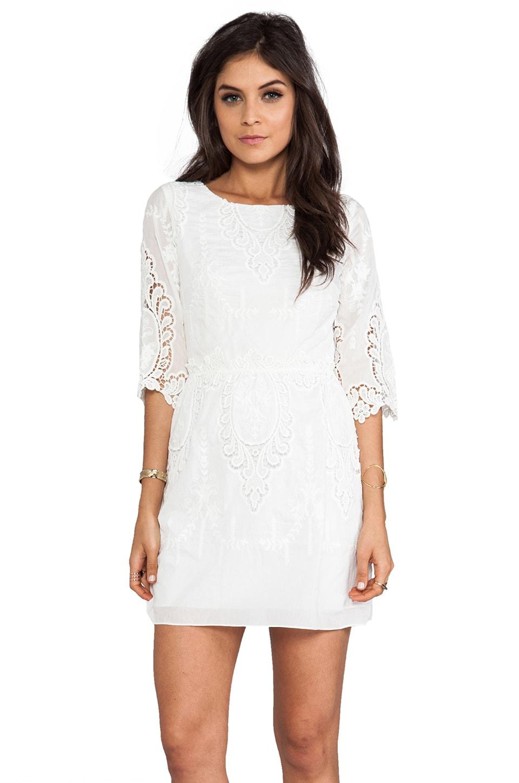 Dolce Vita Nella Dress in White