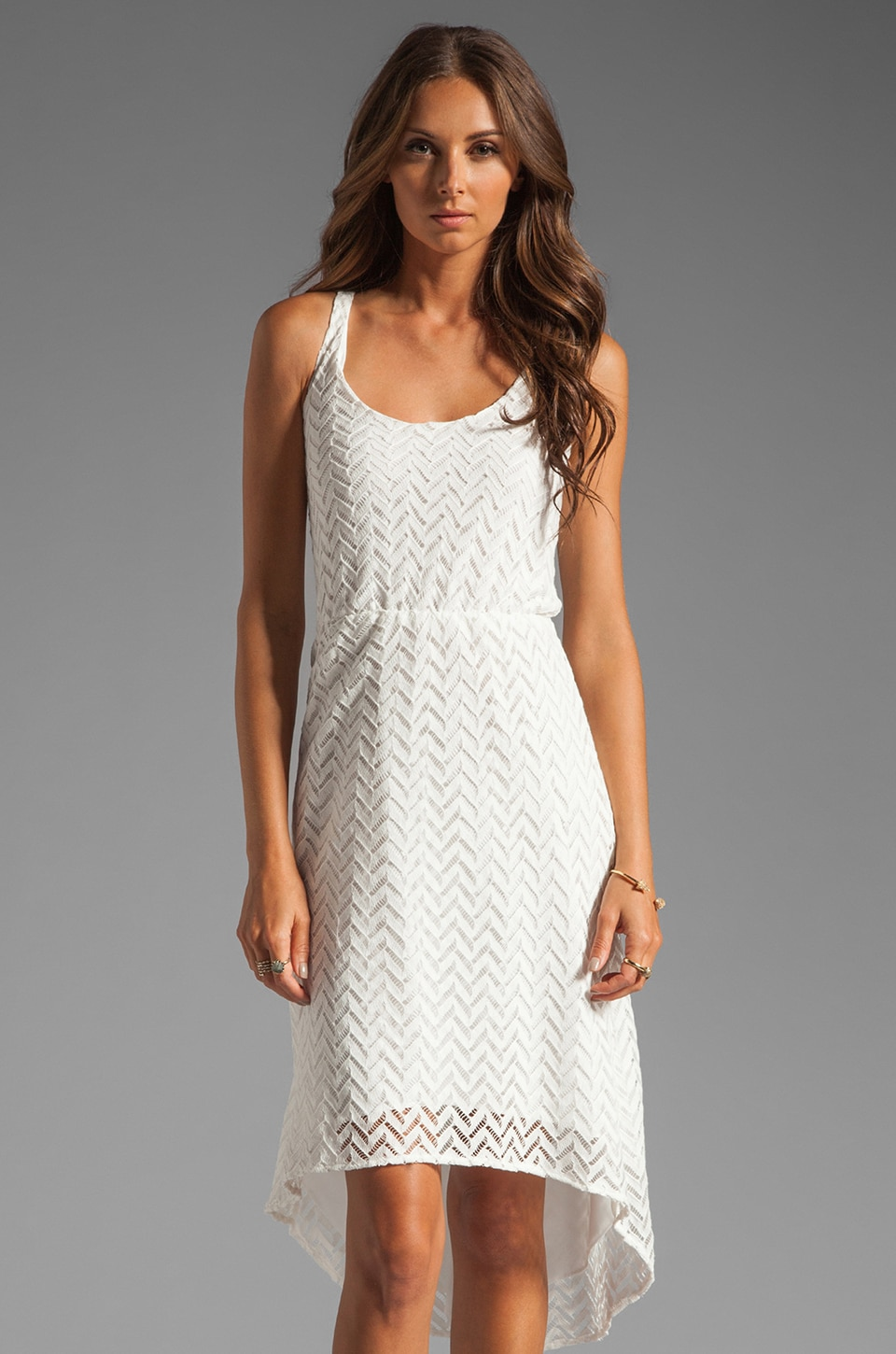 Dolce Vita Tannis Dress in Cream