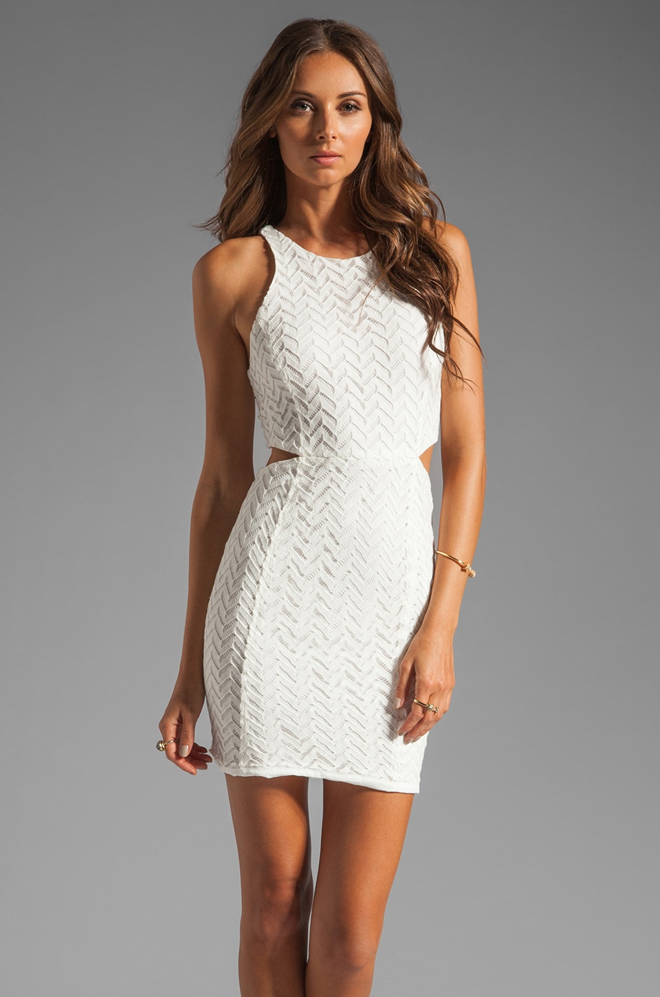 Dolce Vita Pernita Dress in Cream