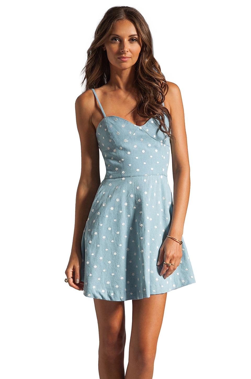Dolce Vita Rosina Dress in Light Blue
