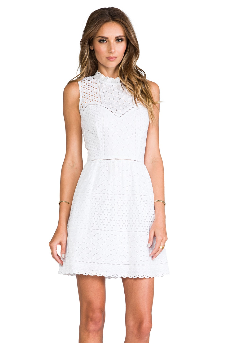 Dolce Vita Benicia Dress in White