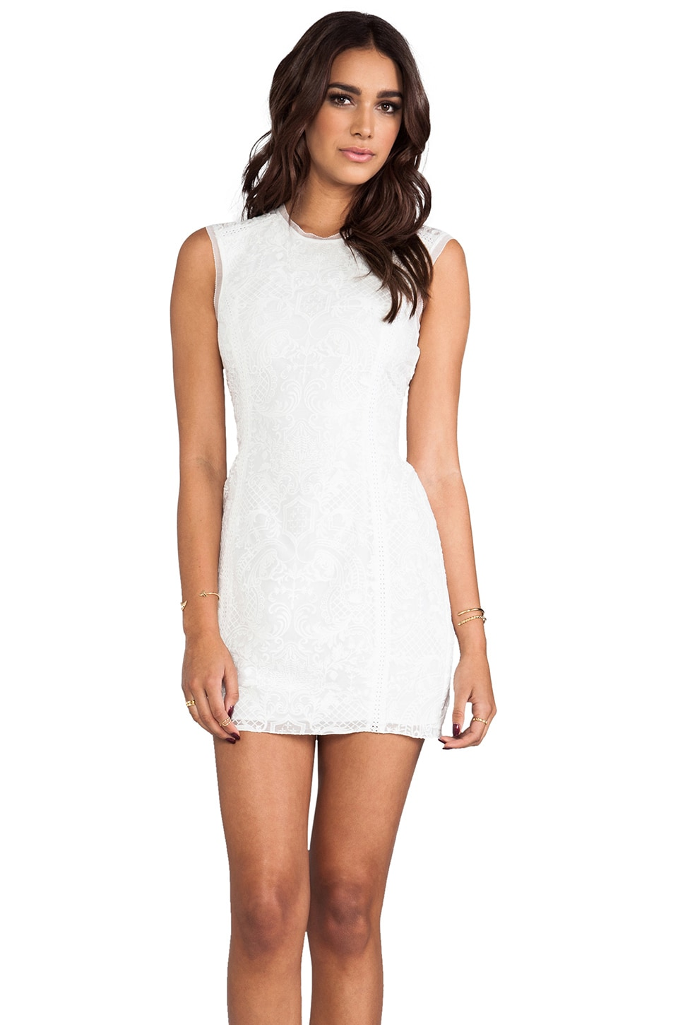 Dolce Vita Allori Dress in White
