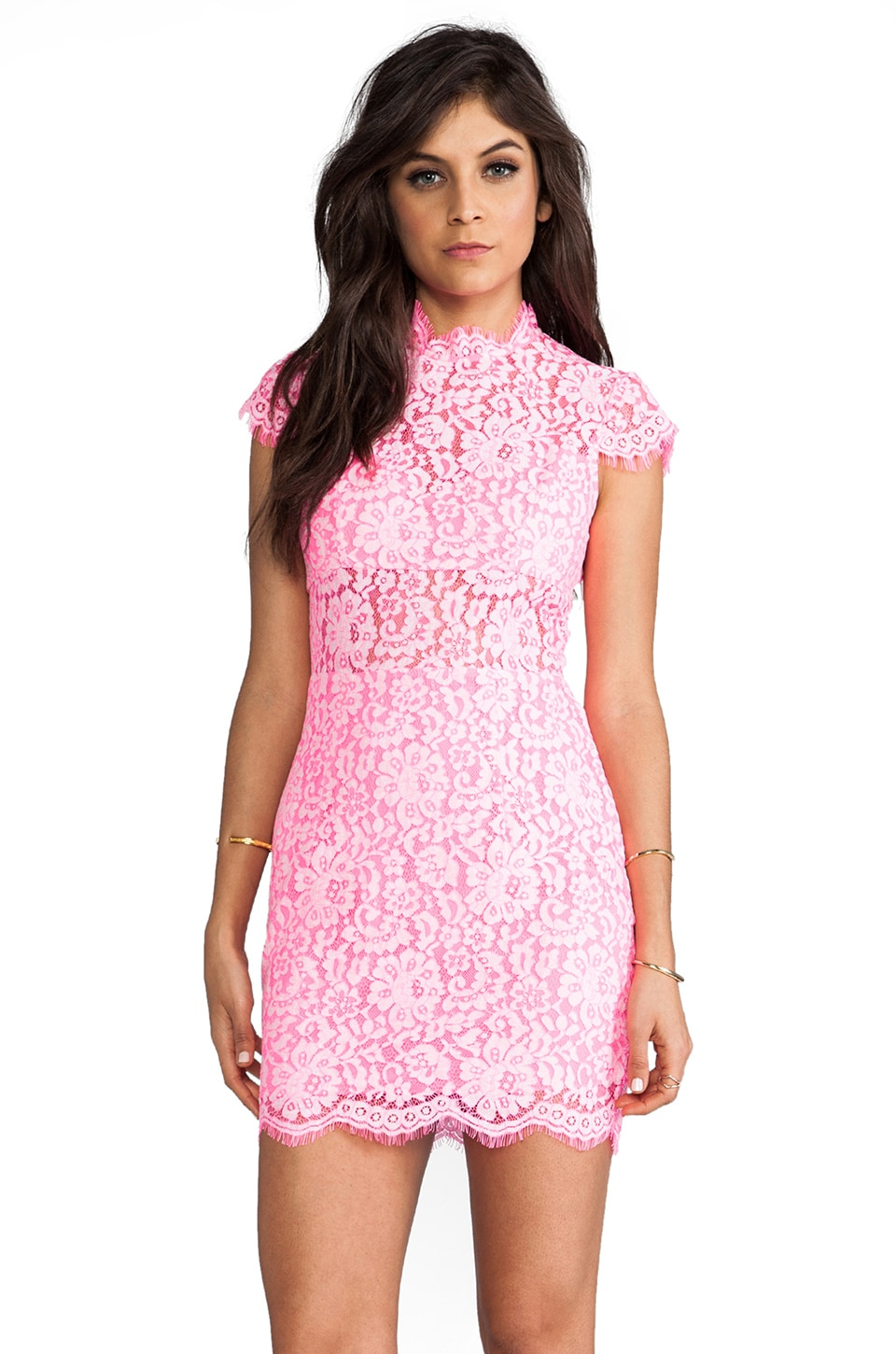 Dolce Vita Behula Dress in Pink