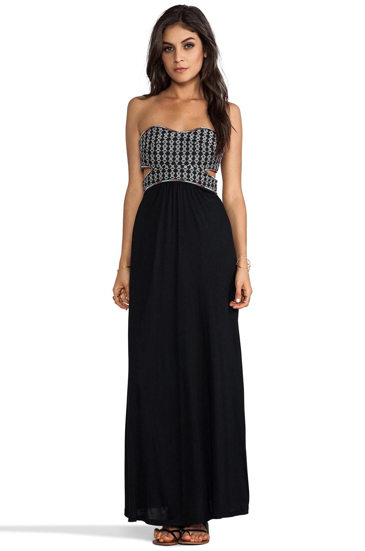 Dolce Vita Yoconda Dress in Black & White