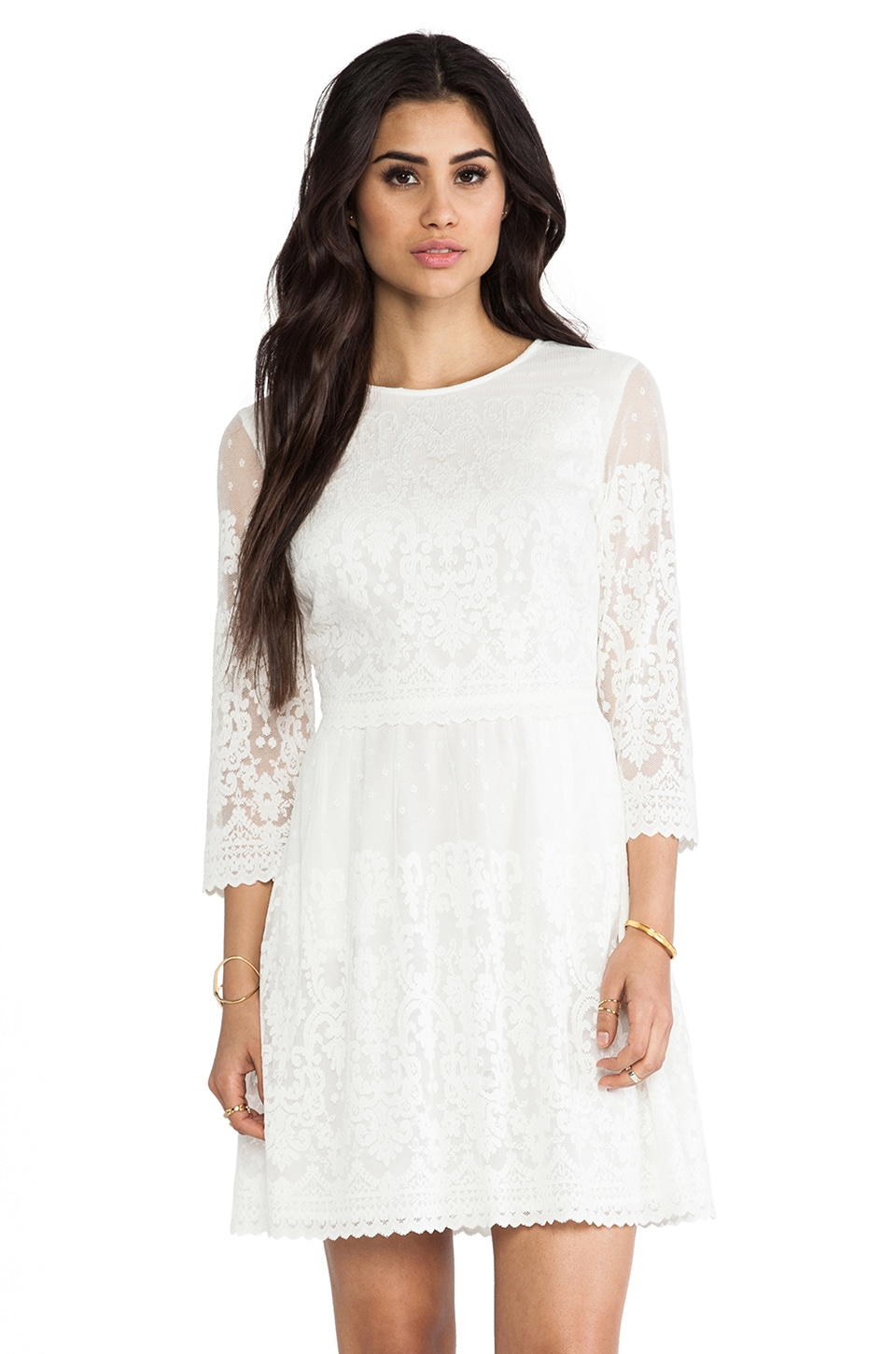 Dolce Vita Val Dress in Snow