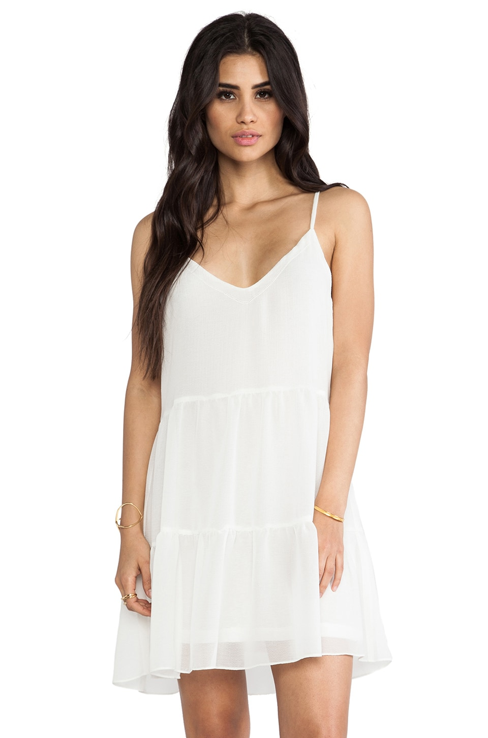 Dolce Vita Amalia Dress in White