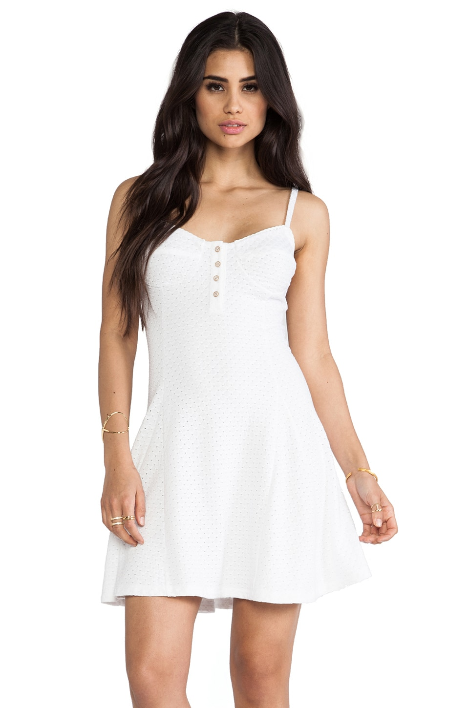 Dolce Vita Diondra Dress in Cream
