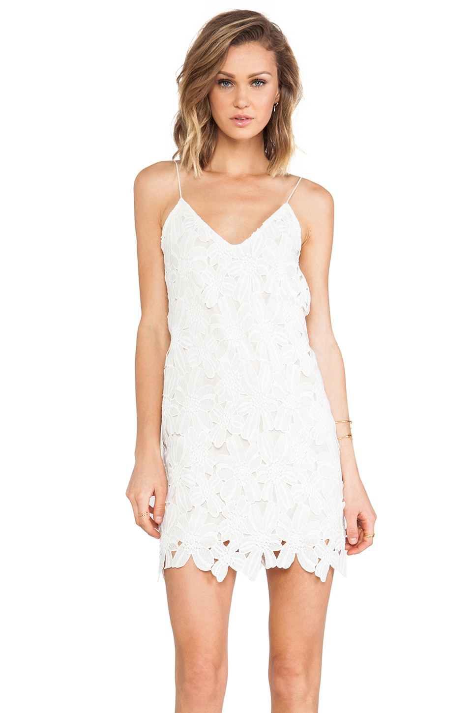 Dolce Vita Abriella Dress in White