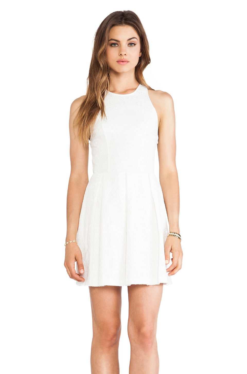 Dolce Vita Alda Dress in Cream