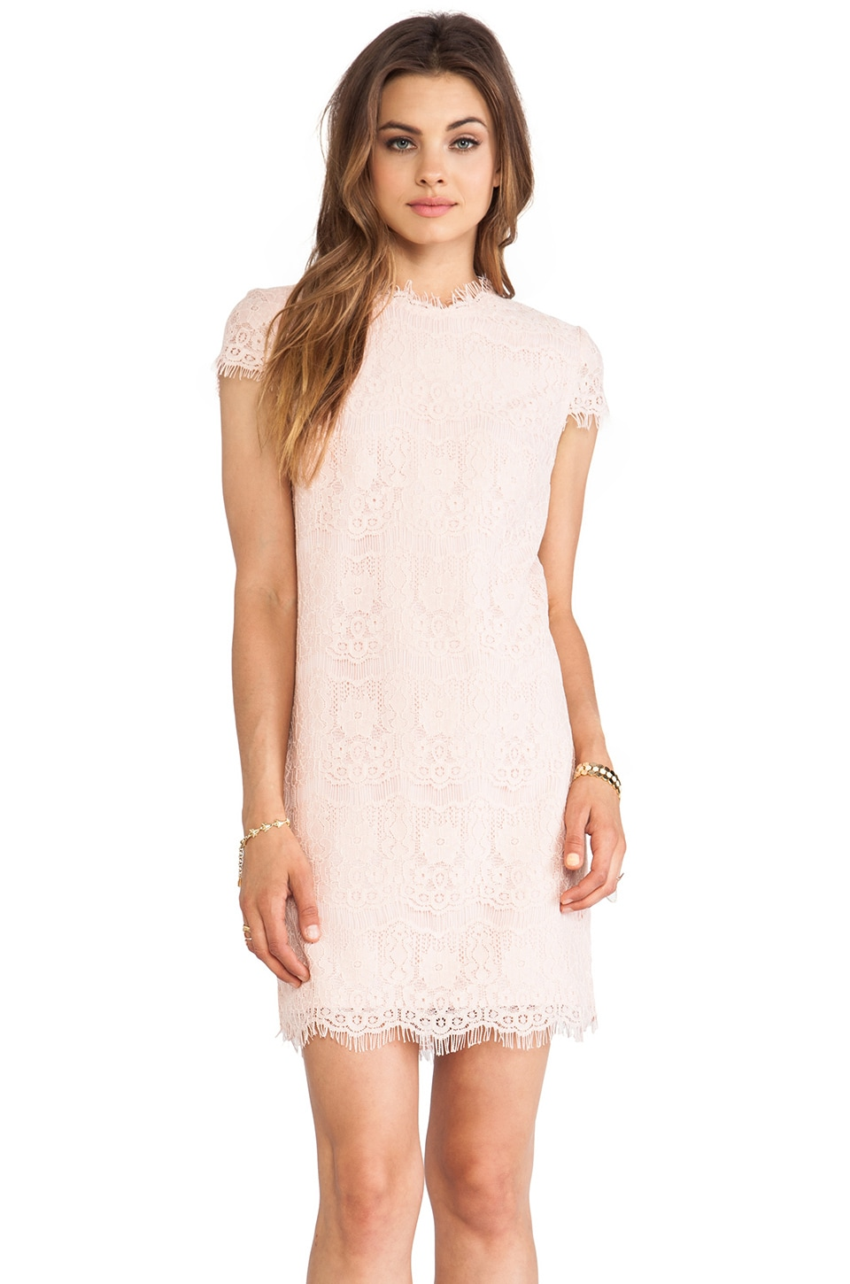 Dolce Vita Ares Dress in Blush