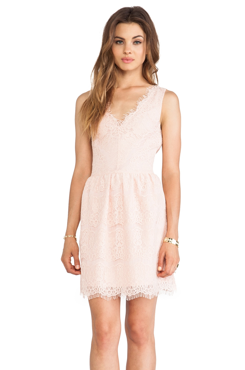 Dolce Vita Raidne Dress in Blush