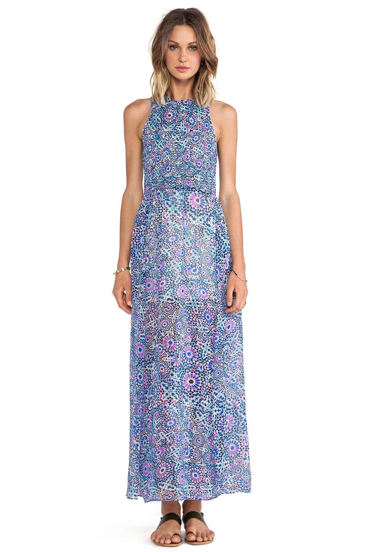 Dolce Vita Katya Dress in Blue Multi
