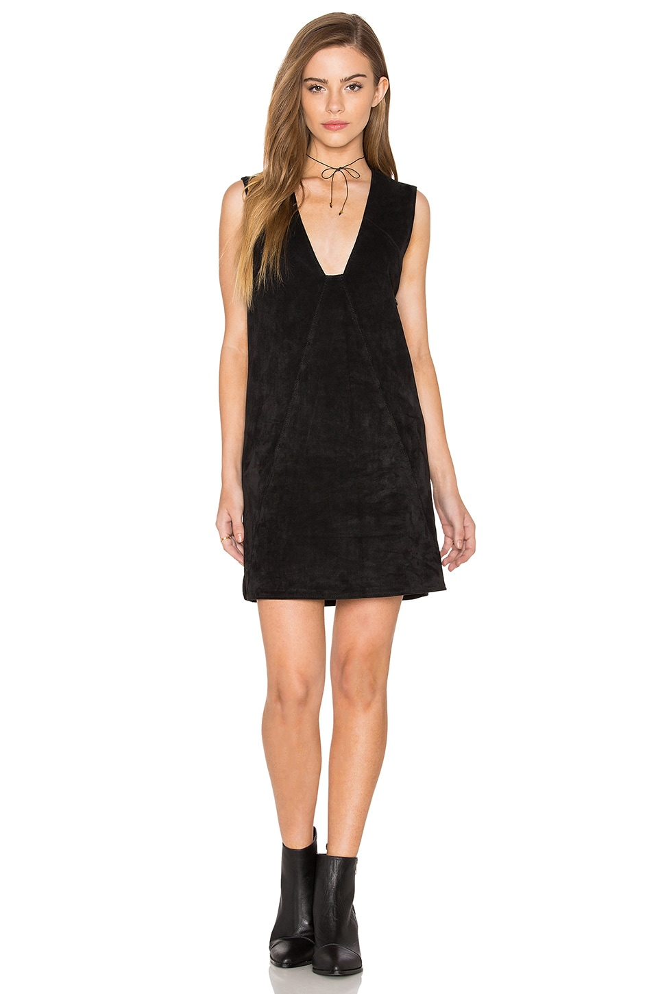 Stella Suede Dress by Dolce Vita