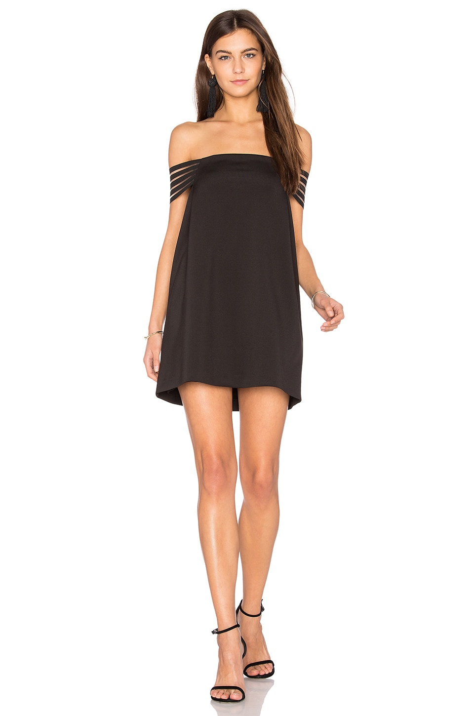 Dolce Vita Silvan Dress in Black