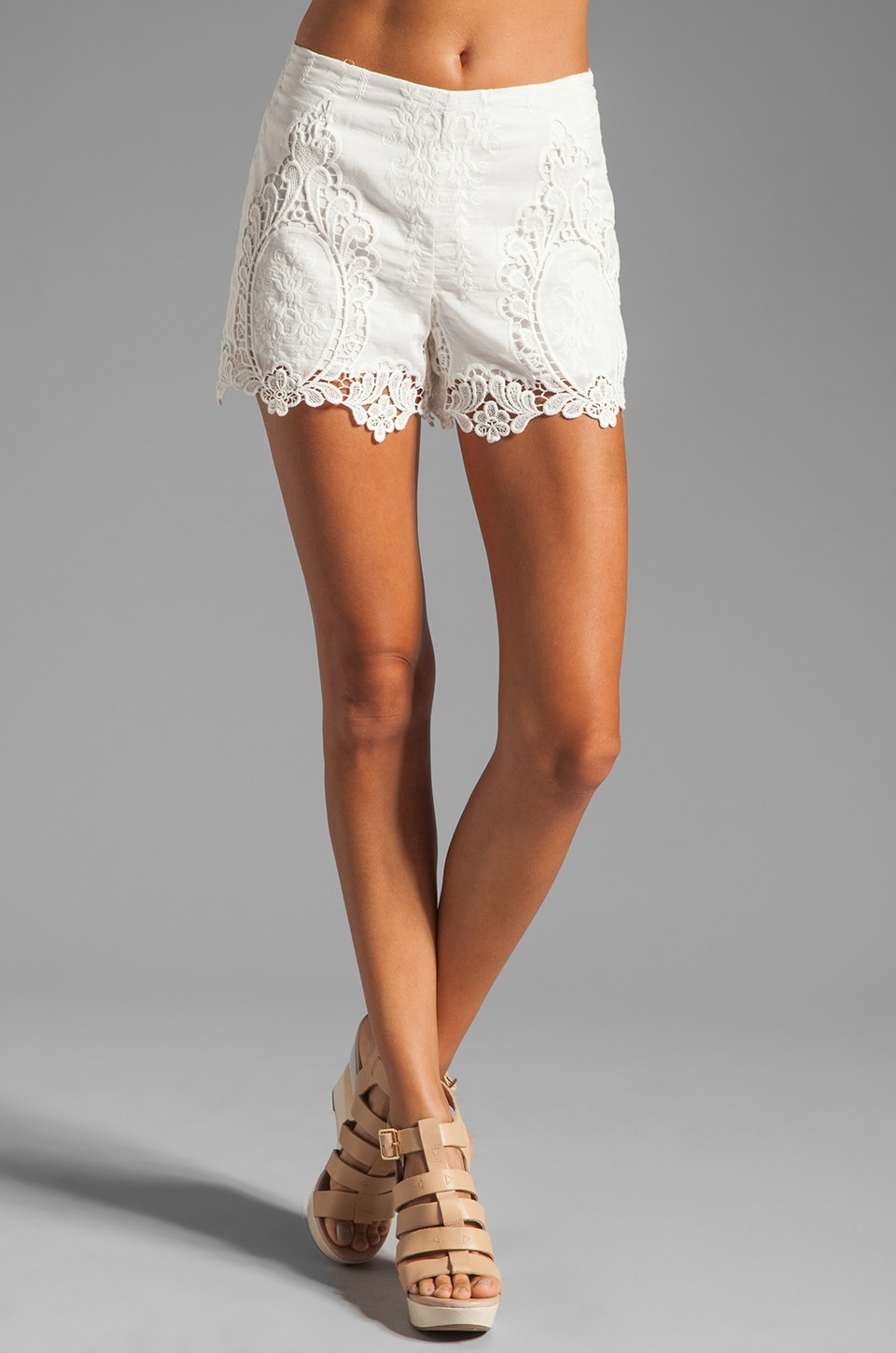 Dolce Vita Wira Shorts in White
