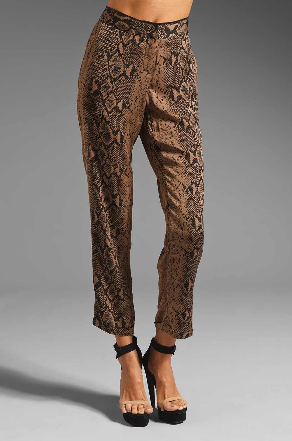 Dolce Vita Dima Pant in Natural