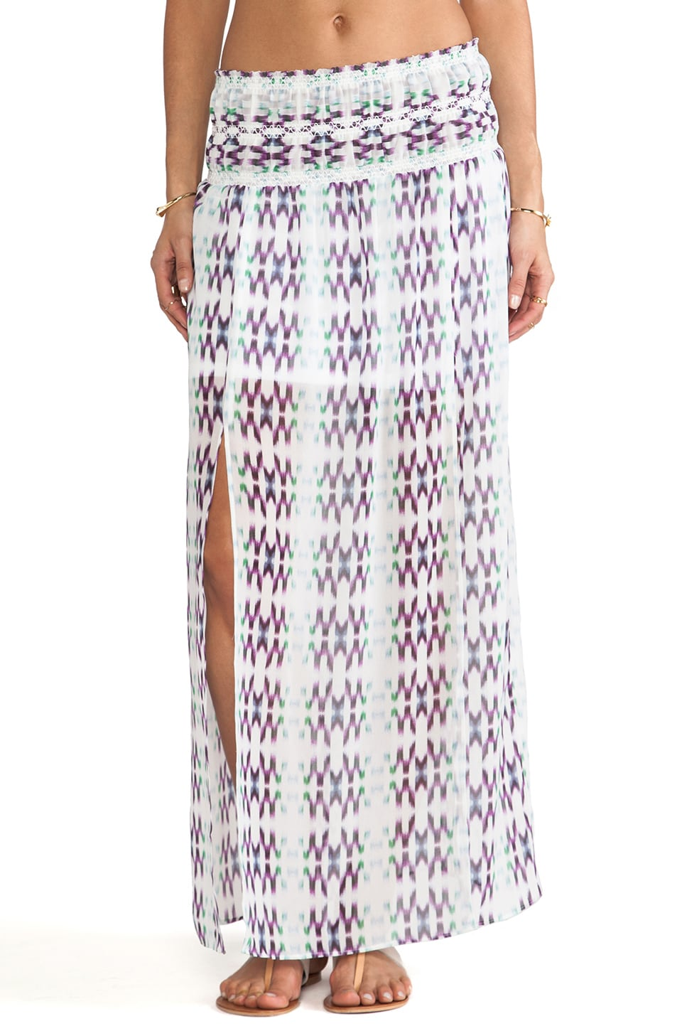 Dolce Vita Shae Skirt in Multi