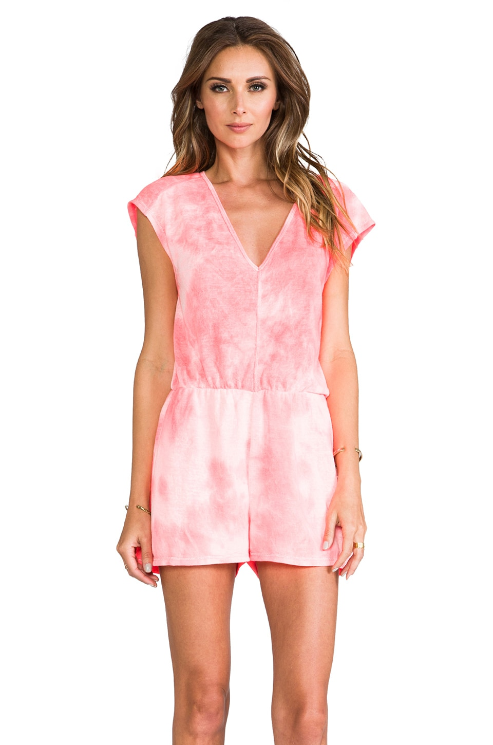 Dolce Vita Tommy Romper in Pink