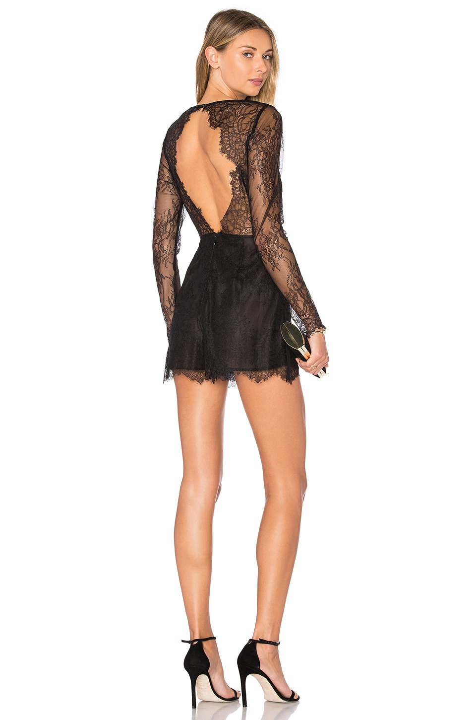 Eden Lace Romper by Dolce Vita