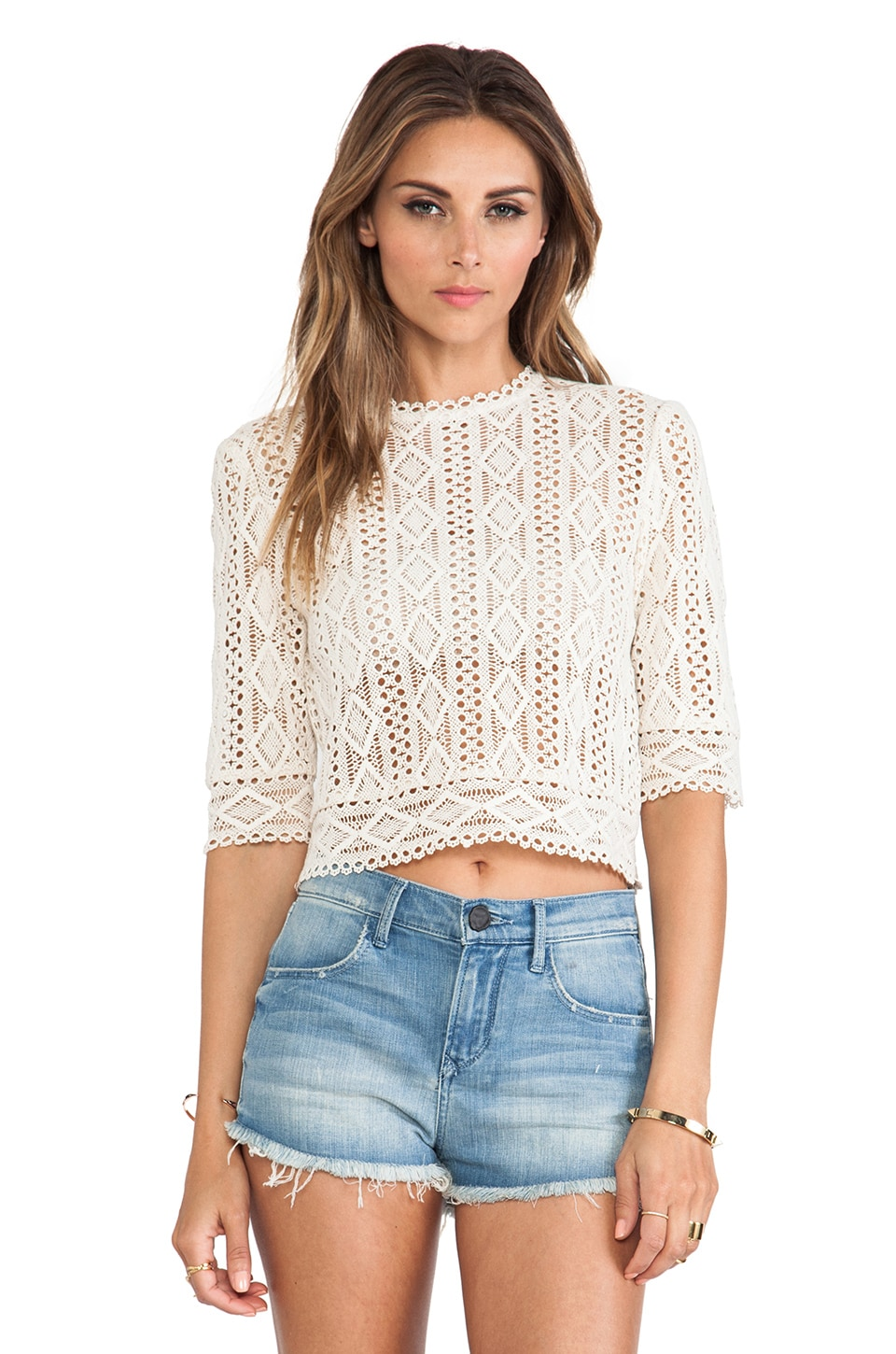 Dolce Vita Elizaveta Top in Sand