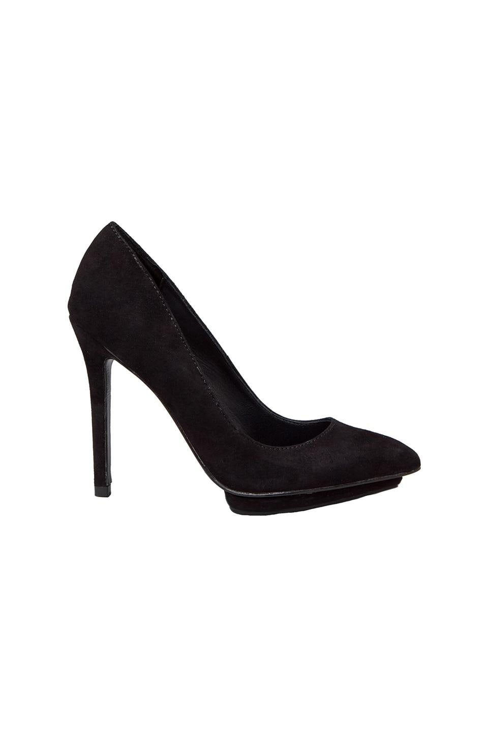 Dolce Vita Bella Pump in Black Suede