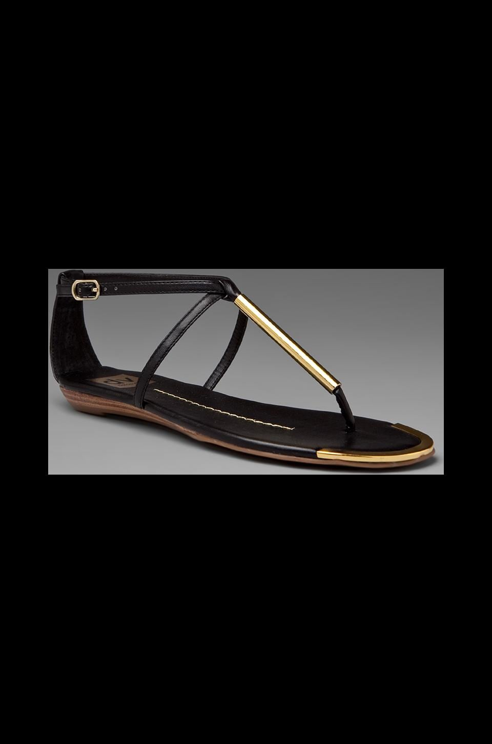Dolce Vita Archer Sandal in Black