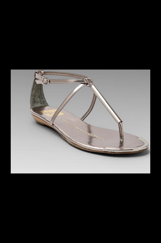 Dolce Vita Archer Sandal in Dark Silver