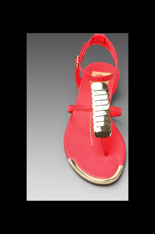 Dolce Vita Apex Sandal in Coral