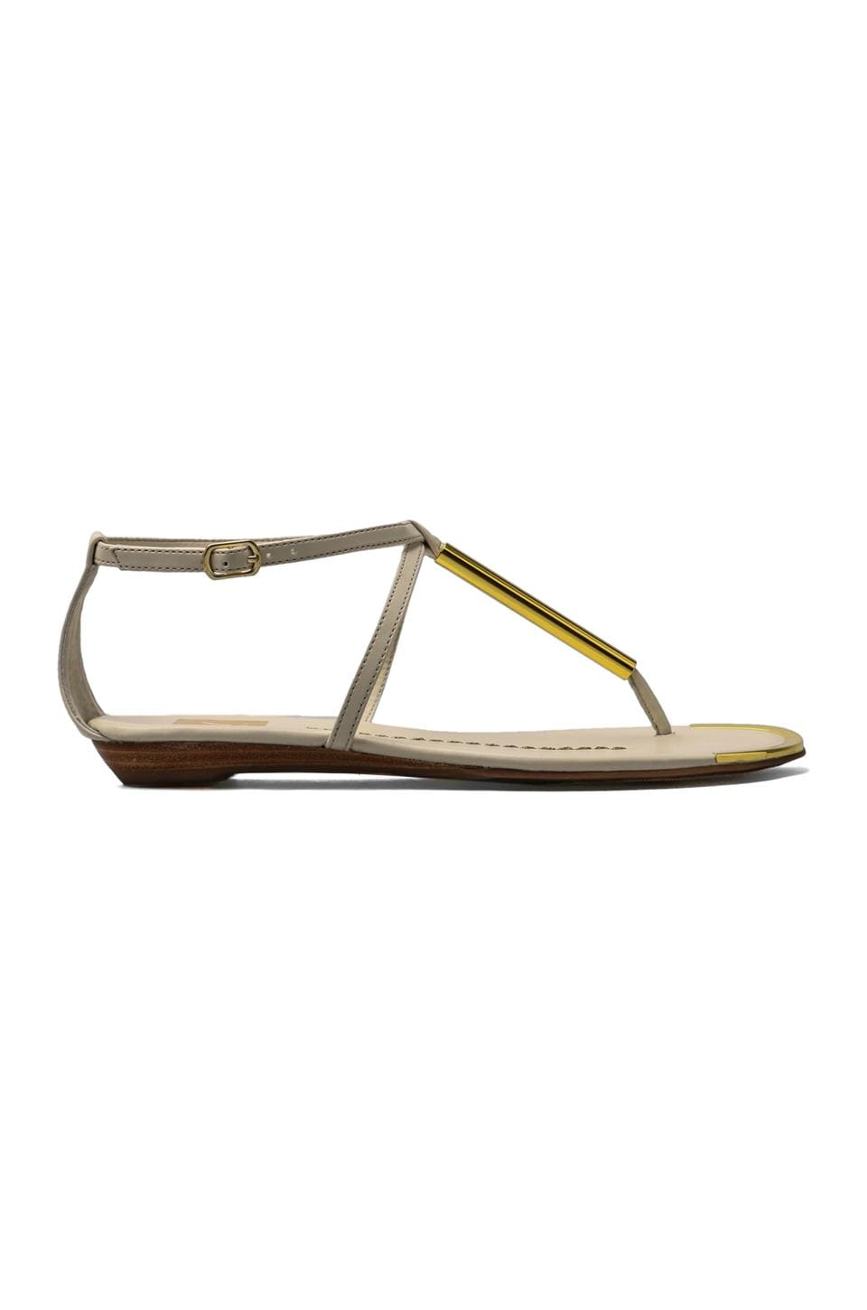 Dolce Vita Archer Sandal in White