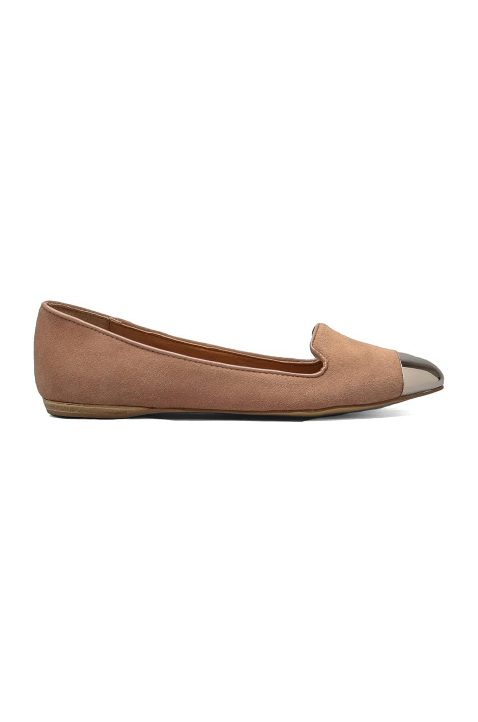 Dolce Vita Lunna Flat in Blush
