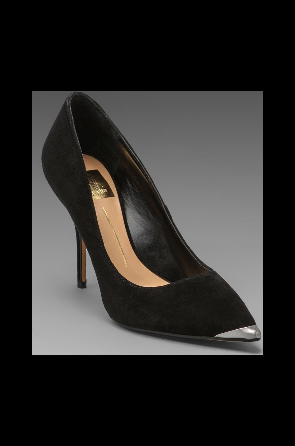 Dolce Vita Salma Pump in Black
