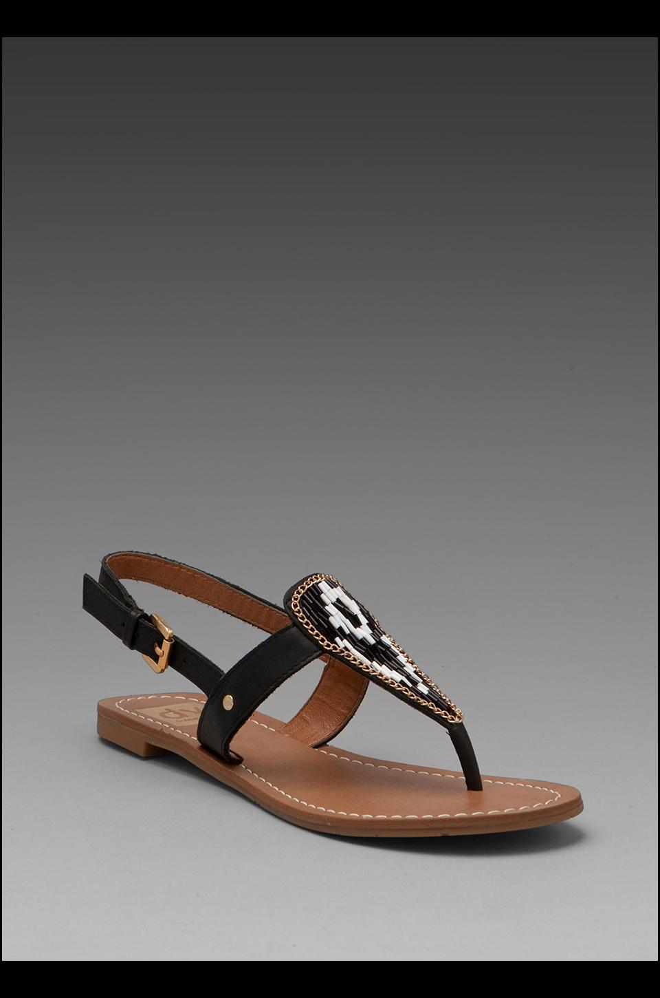 Dolce Vita Domino Sandal in Black